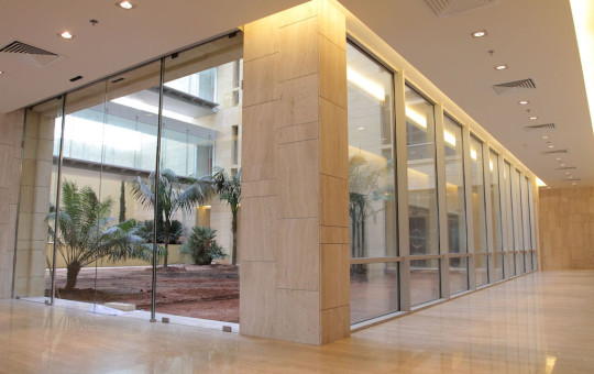 Stratum office building beirut central district ag for Office design hamra
